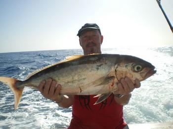 09/01 Amberjack Cavalier & Blue Marlin Sport Fishing Gran Canaria