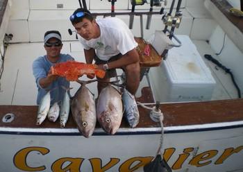 10/01 Bien hecho Pesca Deportiva Cavalier & Blue Marlin Gran Canaria
