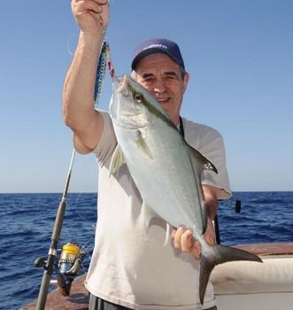 18/01 Vadigo Cavalier & Blue Marlin Sport Fishing Gran Canaria