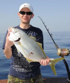19/01 Crevalle Jack Cavalier & Blue Marlin Sport Fishing Gran Canaria