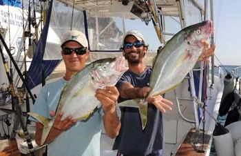 Crevalle Jacks Cavalier & Blue Marlin Sport Fishing Gran Canaria
