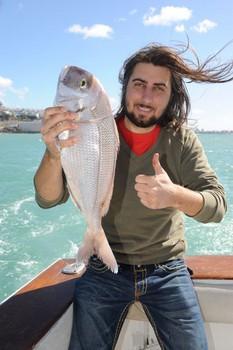 26/01 Red Snapper Cavalier & Blue Marlin Sport Fishing Gran Canaria