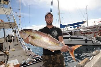 Amberjack Cavalier & Blue Marlin Sport Fishing Gran Canaria