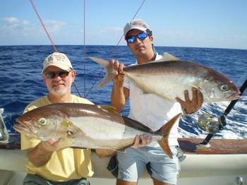 01/02 Amberjacks Cavalier & Blue Marlin Sport Fishing Gran Canaria