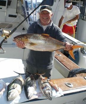 04/02 Nice Catch Cavalier & Blue Marlin Sport Fishing Gran Canaria