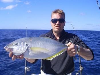 10/02 Crevalle Jack Cavalier & Blue Marlin Sport Fishing Gran Canaria