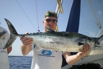 11/02 Super Sierra Cavalier & Blue Marlin Sport Fishing Gran Canaria