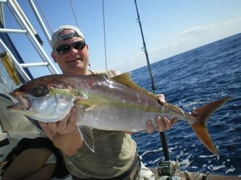 12/02 Amberjack Cavalier & Blue Marlin Sport Fishing Gran Canaria