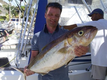 19/02 Amberjack Cavalier & Blue Marlin Sport Fishing Gran Canaria
