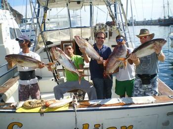 21/02 The Winners Cavalier & Blue Marlin Sport Fishing Gran Canaria