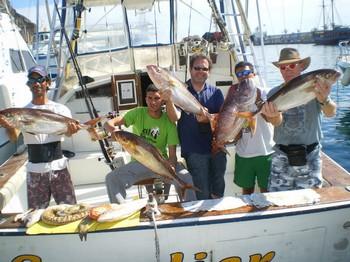 Trompa Totaal Cavalier & Blue Marlin Sport Fishing Gran Canaria