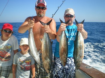 Atlantic Sierra Tunas Cavalier & Blue Marlin Sport Fishing Gran Canaria