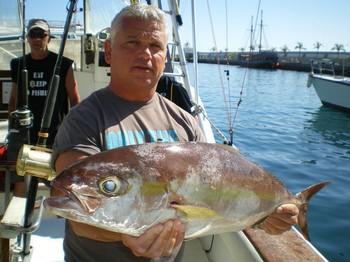 26/02 Amberjack Cavalier & Blue Marlin Sport Fishing Gran Canaria
