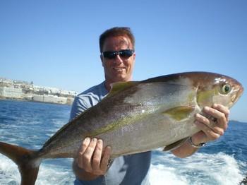 28/02 Amberjack Cavalier & Blue Marlin Sport Fishing Gran Canaria