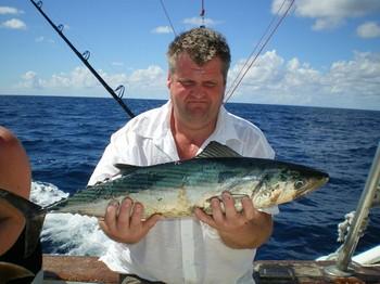 Atlantic Sierra Tuna Cavalier & Blue Marlin Sport Fishing Gran Canaria