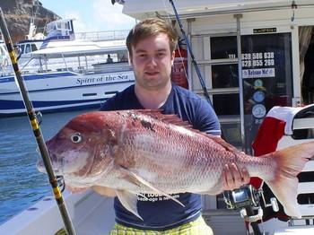 08/03 Red Snapper Cavalier & Blue Marlin Sport Fishing Gran Canaria