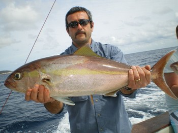 09/03 Amberjack Cavalier & Blue Marlin Sport Fishing Gran Canaria