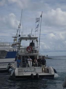 The Exploramar Cavalier & Blue Marlin Sport Fishing Gran Canaria