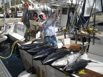 Albacore Tunas Cavalier & Blue Marlin Sport Fishing Gran Canaria