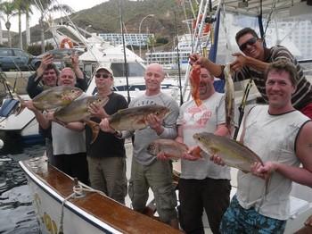 13/03 Congratulations Cavalier & Blue Marlin Sport Fishing Gran Canaria
