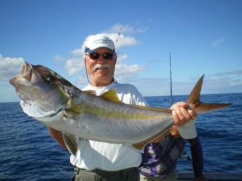17/03 Amberjack Cavalier & Blue Marlin Sport Fishing Gran Canaria