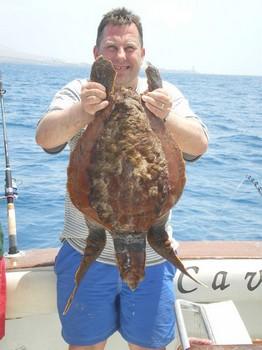 turtle Cavalier & Blue Marlin Sport Fishing Gran Canaria