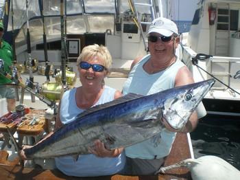 17/05 Wahoo Cavalier & Blue Marlin Sport Fishing Gran Canaria