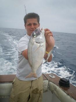 White Seabream Cavalier & Blue Marlin Sport Fishing Gran Canaria