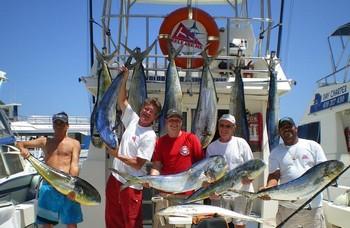 02/06 Super Catch Cavalier & Blue Marlin Sport Fishing Gran Canaria