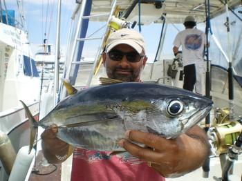 Yellowfin Tuna Cavalier & Blue Marlin Sport Fishing Gran Canaria