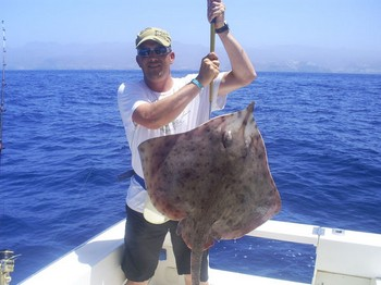 Skate Cavalier & Blue Marlin Sport Fishing Gran Canaria