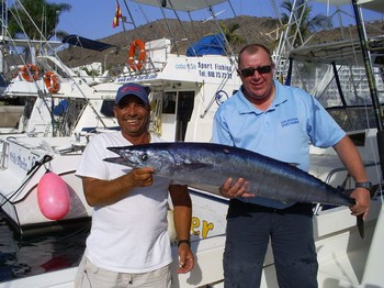 04/07 Wahoo Cavalier & Blue Marlin Sport Fishing Gran Canaria