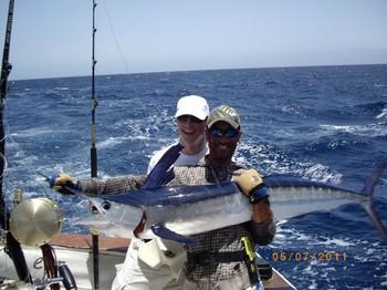 05/07 Longbill Spearfish Cavalier & Blue Marlin Sport Fishing Gran Canaria