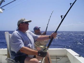 Double Header Blue Marlin Cavalier & Blue Marlin Sport Fishing Gran Canaria