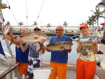22/09 Well done Cavalier & Blue Marlin Sport Fishing Gran Canaria