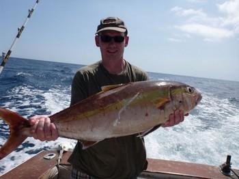 27/09 Amberjack Cavalier & Blue Marlin Sport Fishing Gran Canaria