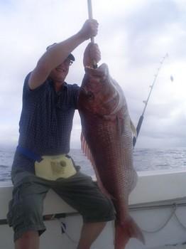 03/11 Red Snapper Cavalier & Blue Marlin Sport Fishing Gran Canaria