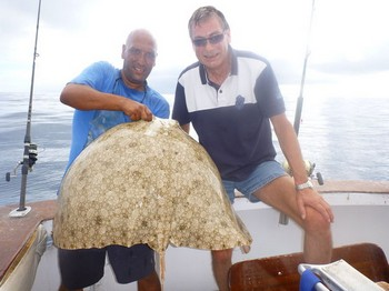 Butterfly ray Cavalier & Blue Marlin Sport Fishing Gran Canaria