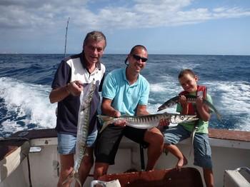Fam Kloos Cavalier & Blue Marlin Sport Fishing Gran Canaria