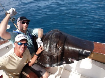 10/11 Roughtail Stingray Cavalier & Blue Marlin Sport Fishing Gran Canaria