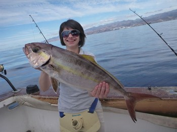 17/11 Amberjack Cavalier & Blue Marlin Sport Fishing Gran Canaria