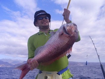 21/11 Red Snapper Cavalier & Blue Marlin Sport Fishing Gran Canaria