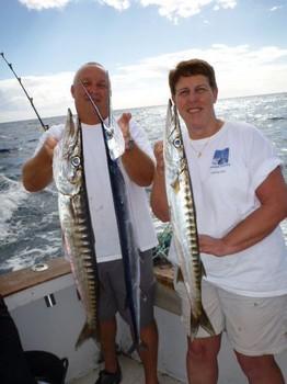 24/11 Well done Cavalier & Blue Marlin Sport Fishing Gran Canaria