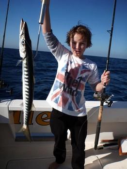 Barracuda Cavalier & Blue Marlin Sport Fishing Gran Canaria