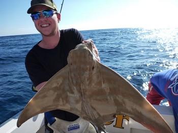 Rayo pico de pato Pesca Deportiva Cavalier & Blue Marlin Gran Canaria