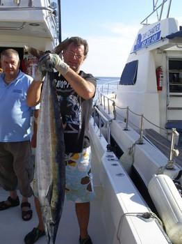 24/12 Wahoo Pesca Deportiva Cavalier & Blue Marlin Gran Canaria