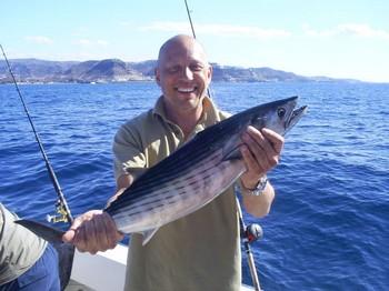 Atún de la Sierra Atlántica Pesca Deportiva Cavalier & Blue Marlin Gran Canaria