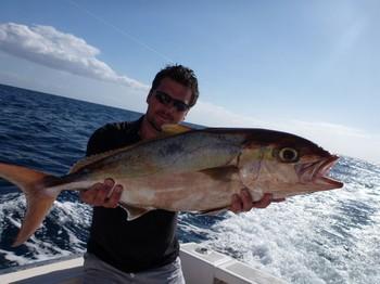 21/01 Amberjack Cavalier & Blue Marlin Sport Fishing Gran Canaria