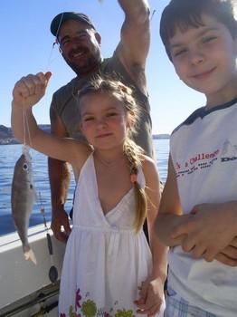 well done Cavalier & Blue Marlin Sport Fishing Gran Canaria