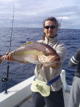 28/01 Amberjack Cavalier & Blue Marlin Sport Fishing Gran Canaria